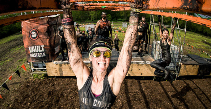 ough Mudder - Train Tough Guide